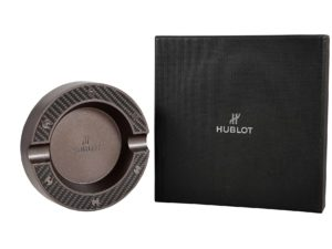 Hublot Carbon Fiber Ashtray - Baer Bosch Auction