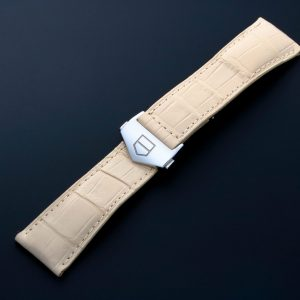 Tag Heuer Monaco Alligator Watch Strap 22MM FC5028