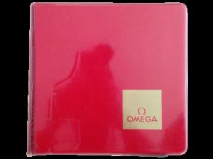 Vintage Omega Master Dealer Watch Model Catalogue