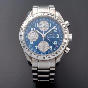 3809 Omega Speedmaster Triple Calendar Japanese Market Watch 3523.81.00 - Baer & Bosch Auctioneers