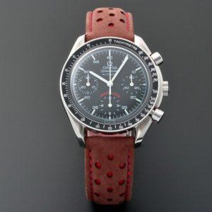 3814 Omega Speedmaster A.C. Milan Tokki Project Strap 3510.51 - Baer & Bosch Auctioneers
