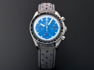 Omega Speedmaster Reduced Schumacher Blue Watch 3510.81 - Baer & Bosch Auctioneers