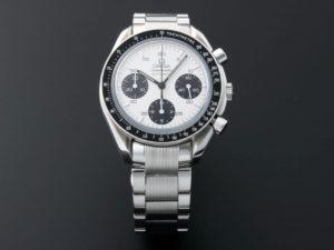 Omega Speedmaster Marui White Dial Watch 3539.31 - Baer & Bosch Auctioneers
