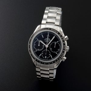 Omega Speedmaster Racing Column Wheel Co‑Axial Watch 326.30.40.50.01.001 - Baer & Bosch Auctioneers