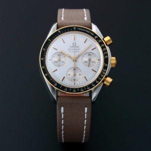 Omega Speedmaster Tutone Silver Dial Watch 175.0032 - Baer & Bosch Auctioneers