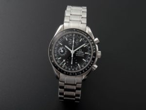 Omega Speedmaster Triple Calendar Mark 40 Watch 3520.50 - Baer Bosch Auctioneers