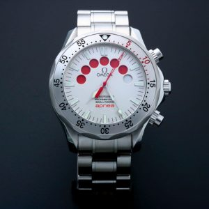 Omega Seamaster Professional Jacques Mayol Apnea Watch 2595.30 - Baer Bosch Auctioneers