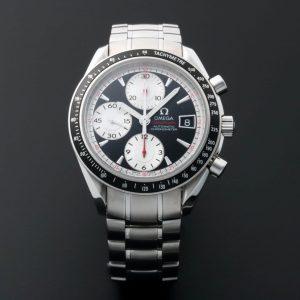 Omega Speedmaster Reverse Panda Watch 3210.51 - Baer & Bosch Auctioneers