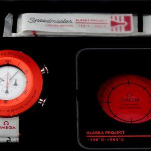 Omega Speedmaster Professional Alaska Project Watch 311.32.42.30.04.001 - Baer Bosch Auctioneers