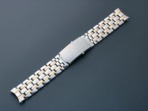 Omega Seamaster Professional Tutone Watch Bracelet 20MM 1503 825 - Baer Bosch Auctioneers