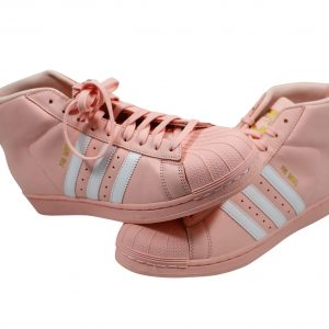 Lot #4000 – Adidas High Tops Pink