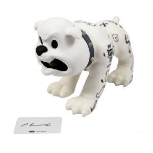 Cote Escriva Creepy Dog White