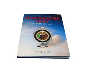 Flightmaster Only The OMEGA Pilots Watch Book by Anthony Marquie and Gregoire Rossier - Baer Bosch Auctioneers