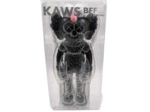 KAWS BFF Black