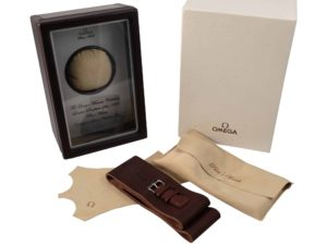 Omega Museuem Collection Collector's Series Pilot Watch Box - Baer Bosch Auctioneers