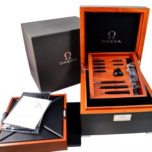 Omega Speedmaster Anniversary Tool Watch Box - Baer Bosch Auctioneers