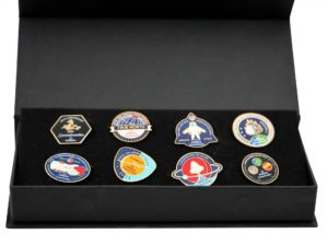 Omega Speedmaster Moon 8 Pin Set - Baer Bosch Auctionee