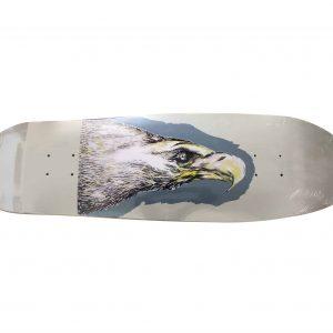 Raymond Pettibon Skateboard Skate Deck - Baer & Bosch Auctioneers
