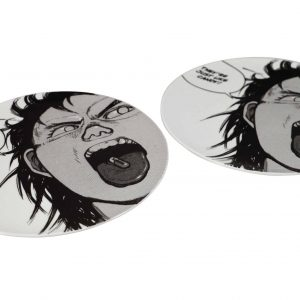Supreme AKIRA Pill Ceramic Plate Set