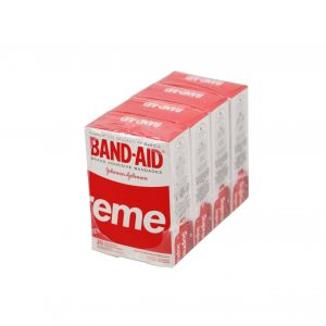 Supreme Band Aid 4 Pack - Baer & Bosch Auctioneers