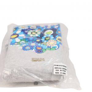 Takashi Murakami x ComplexCon Silhouette Hoody Pullover Grey Heather XXL - Baer & Bosch Auctioneers