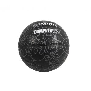 Takashi Murakami x ComplexCon Skulls Flowers Basketball - Baer & Bosch Auctioneers
