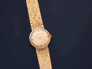Audemars Piguet Cocktail Watch 18k Yellow Gold - Baer Bosch Auctioneers