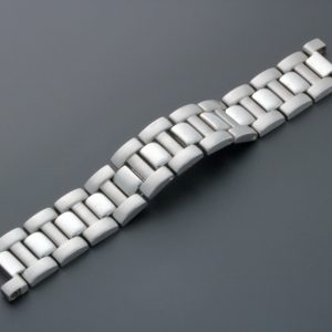 Cartier Pasha Stainless Steel Watch Bracelet 18MM 138MM