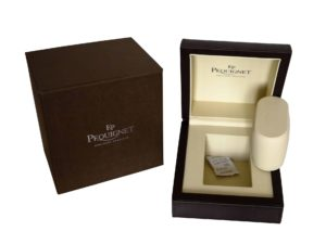 Pequignet Watch Box - Baer Bosch Auctioneers