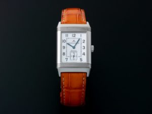 Jaeger LeCoultre JLC Reverso Grande Taille Watch 270.8.62 - Baer & Bosch Auctioneers
