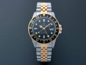 Rolex GMT Master Tutone Watch 16753 - Baer & Bosch Auctioneers