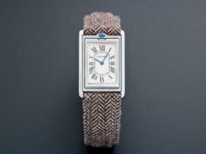 Cartier Tank Basculante Mechanical Watch 2390 - Baer & Bosch Auctioneers
