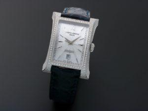 Cuervo y Sobrinos Esplendidos Diamond Watch 2412.1ADG-SP - Baer & Bosch Auctioneers