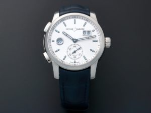 Ulysse Nardin Dual Time Manufacture 3343-126-91 - Baer & Bosch Auctioneers