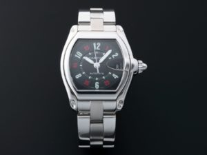 Cartier Roadster Vegas Watch W62002V3 2510 - Baer & Bosch Auctioneers