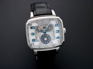 Hautlence Dual Time Destination 02 Watch - Baer & Bosch Auctioneers