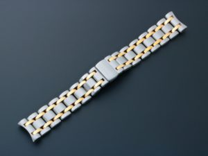 Zenith Rainbow Tutone Watch Bracelet 20MM - Baer & Bosch Auctioneers