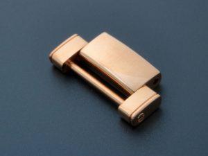 Breguet Type XX Rose Gold Watch Link 20MM - Baer & Bosch Auctioneers