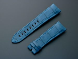 Graham Alligator Watch Strap Band 24mm - Baer & Bosch Auctioneers