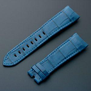 Graham Alligator Watch Strap Band 24mm - Baer & Bosch Auctioneers
