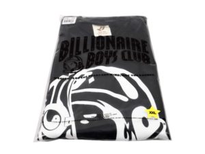 Billionaire Boys Club Split Helmet T-Shirt Black XXL - Baer Bosch Auctionee