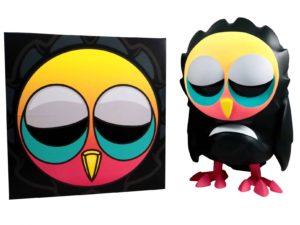 Coarse Toys Omen Totem Fade Set - Baer Bosch Auctionee