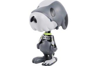 Cote Escriva Creepy Snoop Grey Edition x Thunder Mates Polyresin Figure - Baer Bosch Auctionee