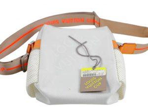Louis Vuitton America's Cup Bag White - Baer Bosch Auctionee