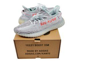 Adidas Yeezy Boost 350 V2 Blue Tint B37571 11