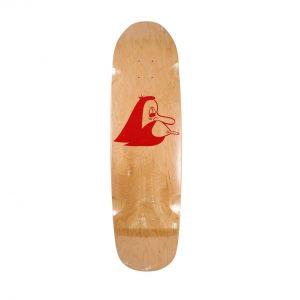 Barry McGee x Huf 2013 Skateboard Deck - Baer & Bosch Auctioneers