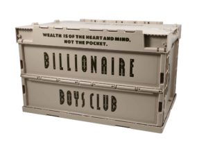 Billionaire Boys Club Container Brown