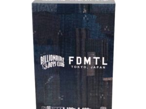 Billionaire Boys Club x FDMTL Bearbrick 100 400