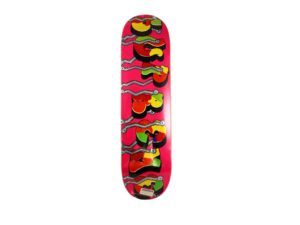 Blade x Supreme Blade Whole Car Pink Skateboard Deck - Baer & Bosch Auctioneers