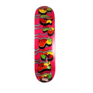 Blade x Supreme Blade Whole Car Pink Skateboard Deck - Baer & Bosch Auctioneers